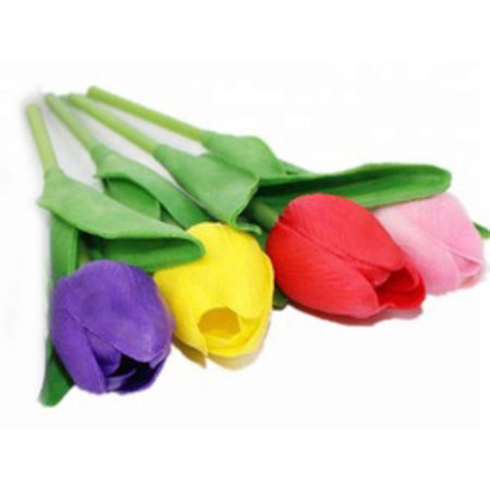 Bouquet de stylos tulipes