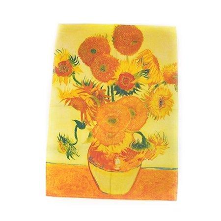 "Geschirrtuch ""Sonnenblumen"""