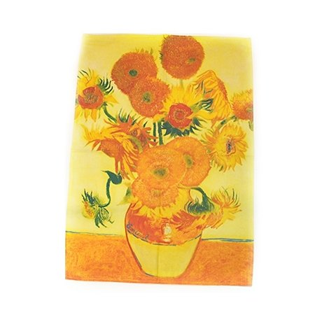 "Tea towel ""Sunflowers"""