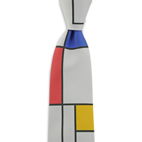 Mondrian tie