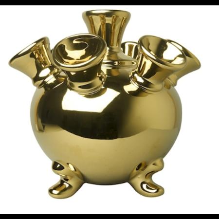 """Tulip vase """"Golden Age"""""""