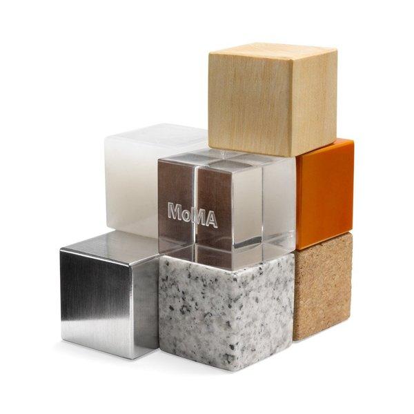 Architect's cubes