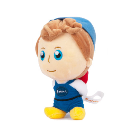"Dutchies pluche pop 'Farmboy"" 20 cm"
