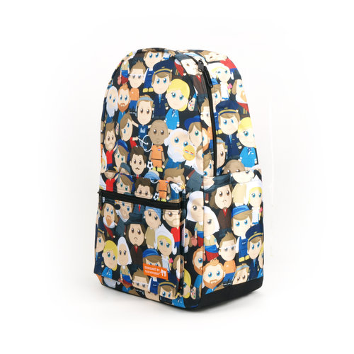 """Backpack """"The Dutchies"""""""