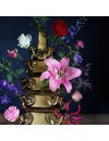 Golden Rijksmuseum tulip vase limited edition