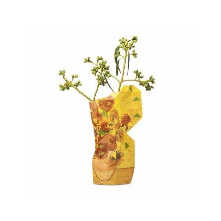 Vase en papier van Gogh