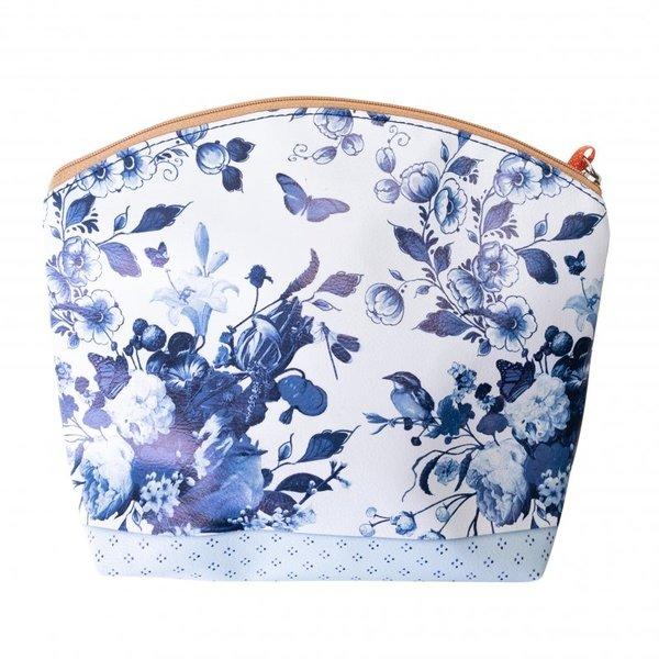 Toilet bag Delft Blue