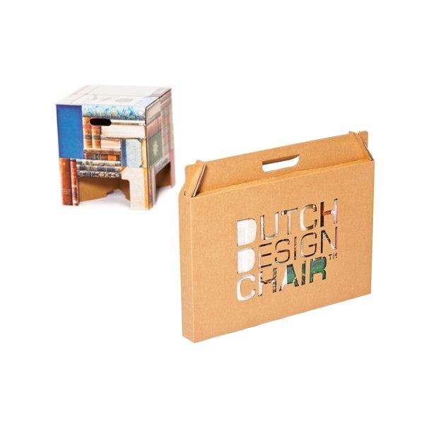 Dutch design chair books