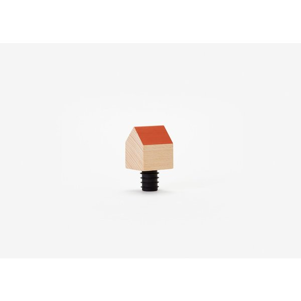 "Wine stopper ""House"""