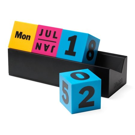 Calendrier cube Moma