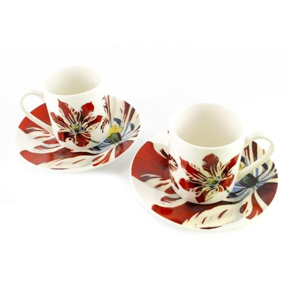 Espresso Set Tulpen Rijksmuseum