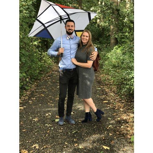 Mondrian Regenschirm