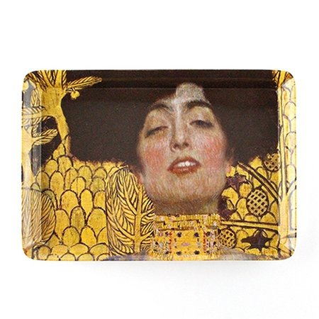 """""""Judith"""" van Klimt Tablett"""