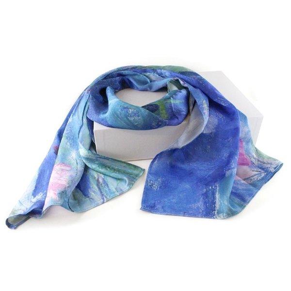 Monet sjaal water lelies