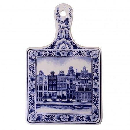 Plateau de fromages bleu de Delft