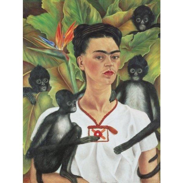 Frida Kahlo puzzel