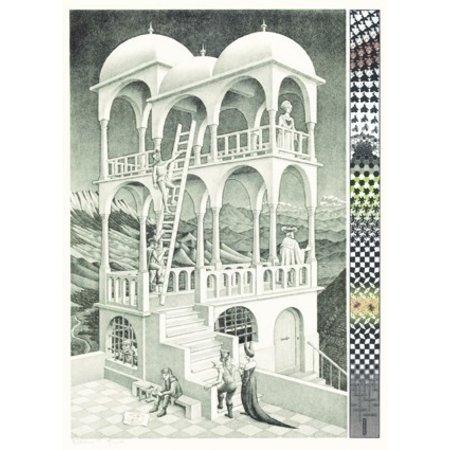 """Puzzle """"Belverdere"""" Escher"""