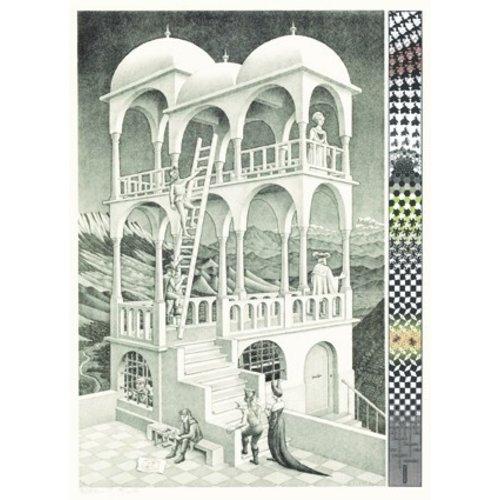"""""""Belverdere"""" Escher puzzle"""