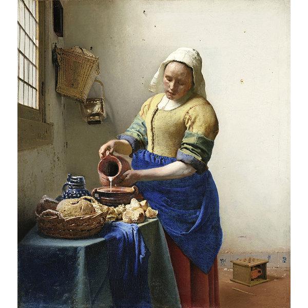 Vermeer sieraden set Delfts blauw