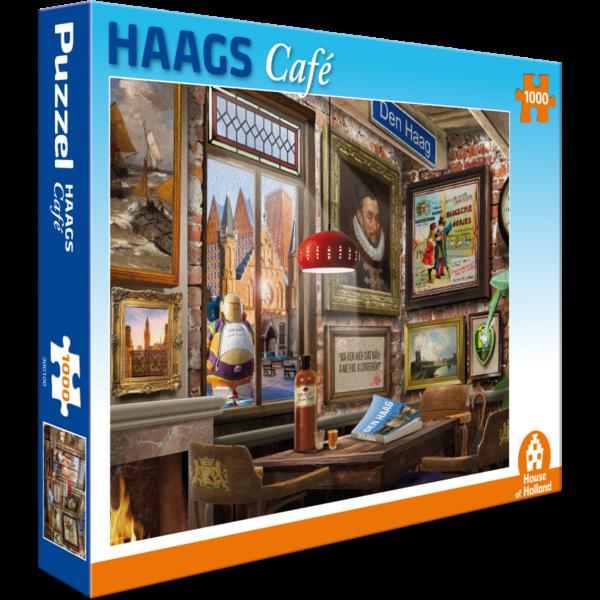 Puzzle Le café de La Haye