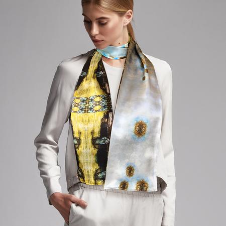 Silk scarf van Gogh 'The acquisition'