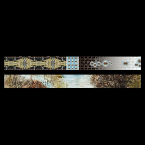 Zijden Sjaal van Gogh 'De aanwinst'