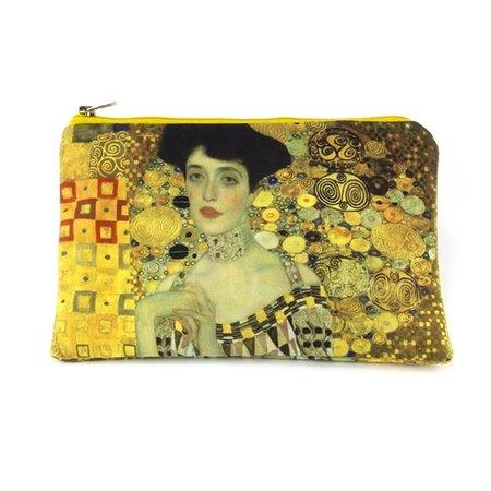trousse de maquillage / trousse à crayons Klimt