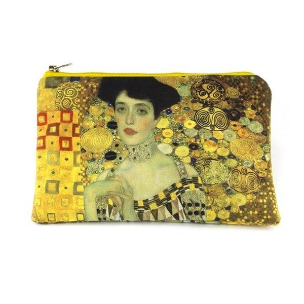 make-up bag / pencil case Klimt