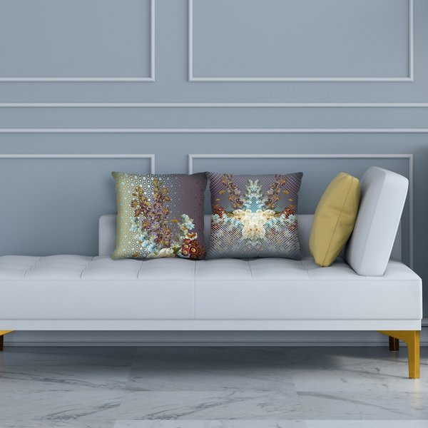 "Cushion cover ""Lay down"" by Gerard van Spaendonk"