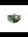 Gesichtsmaske Edvard Munchs Schrei