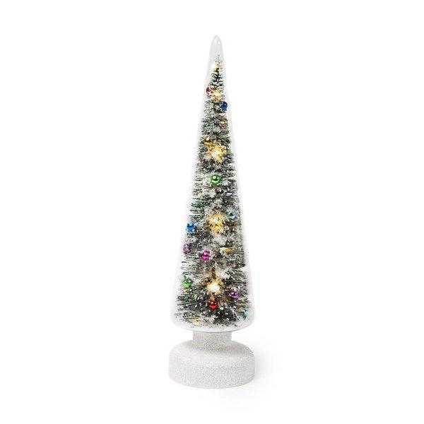 Christmas tree with LED light MOMA