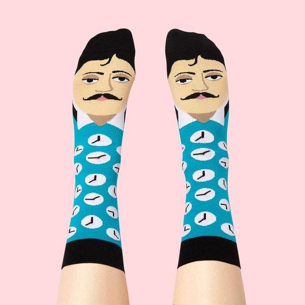 Literatuur sokken set