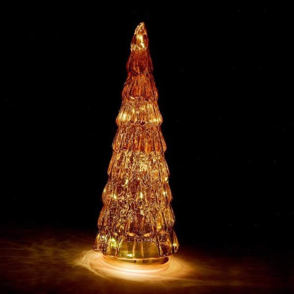 Christmas tree 'Copper tree' led light MOMA collection