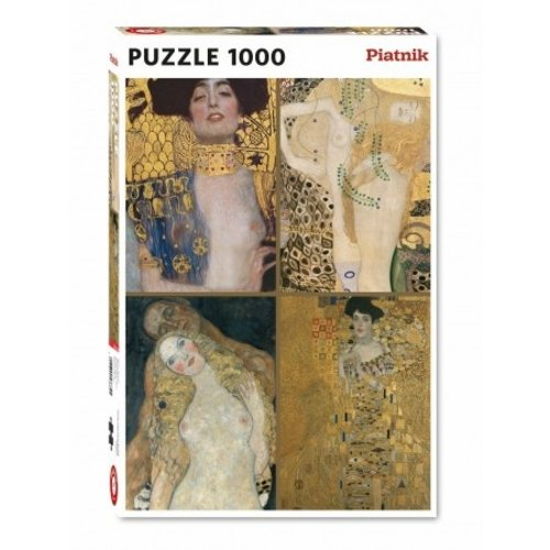 Puzzle the Klimt collection