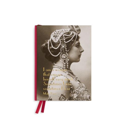 Notizbuch Mata Hari