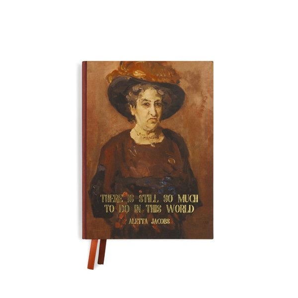 Notebook Isaac Israel - Aletta Jacobs