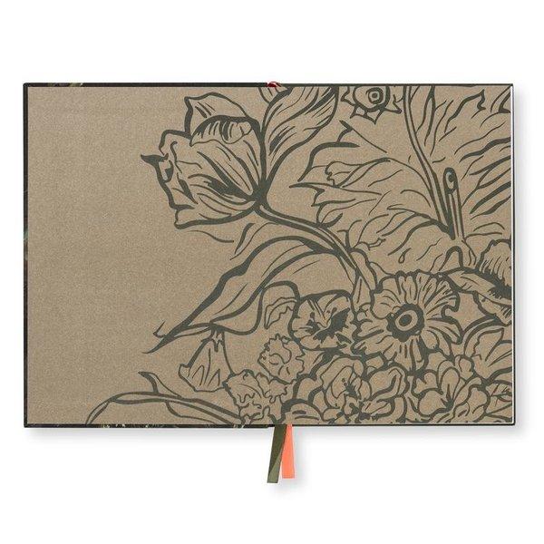 Notebook flowers by Rachel Ruysch
