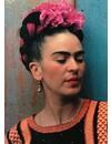 Sleutelhanger Frida Khalo