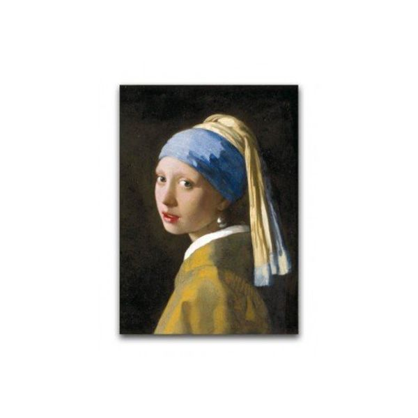 """Poster """"Girl with a Pearl Earring"""" Vermeer"""