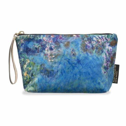 Wallet Monet Wisteria