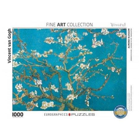 Amandel bloesem puzzel van Van Gogh