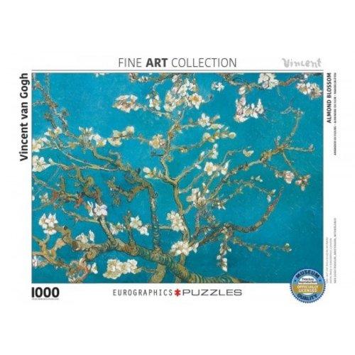 Puzzle de fleur d'amandier par Van Gogh