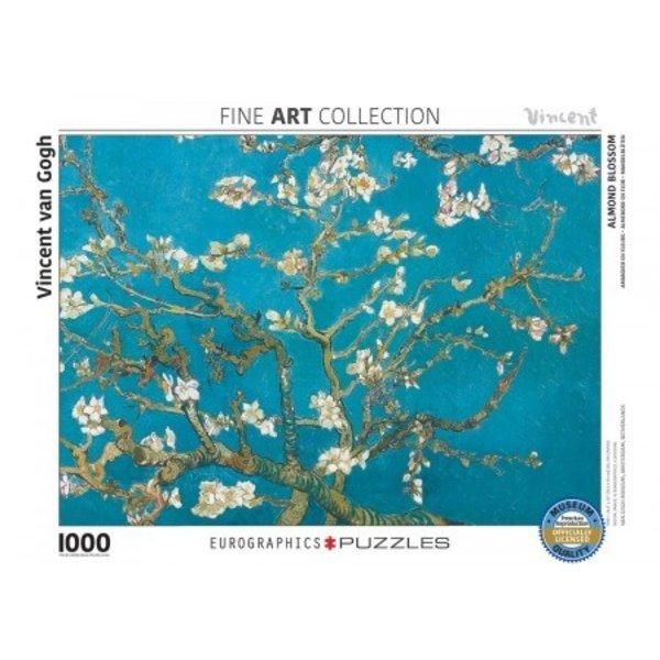 Mandelblüten-Puzzle von Van Gogh
