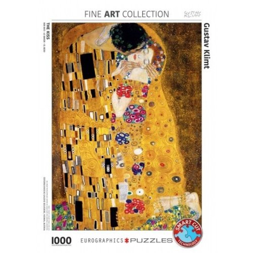 Gustav Klimts Kuss