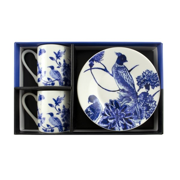 Espresso Set Delft blau