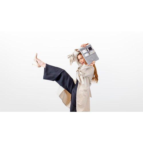 """L'organisateur pour ordinateur portable 2 en 1 """"Fold"""""""