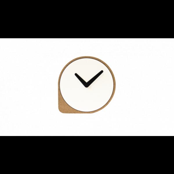 Design klok Clork van Puik art