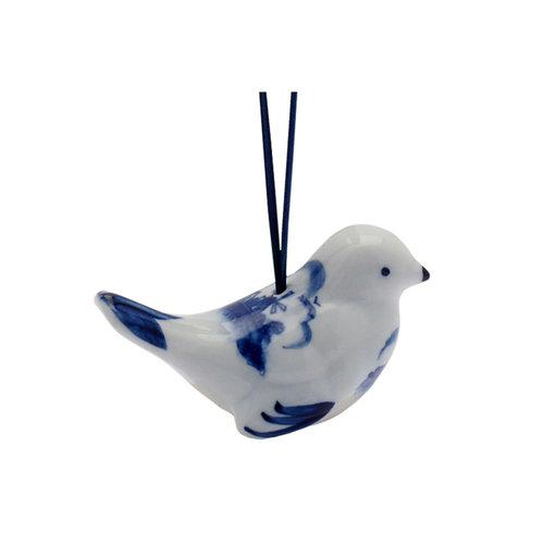 Chardonneret bleu de Delft