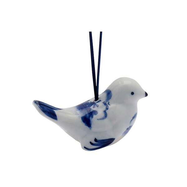 Delft Blue Goldfinch