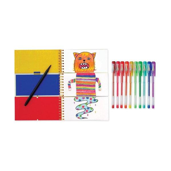 Moma mix and match drawing kit